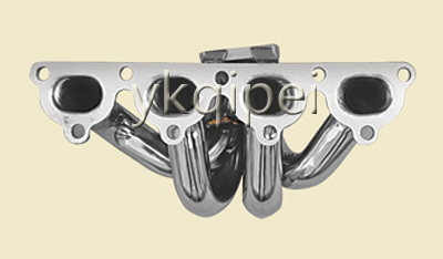 Racing header and manifold-G19-4-D16BRT