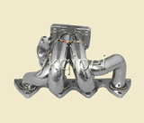 Racing header and manifold -G19-7-H22BRT