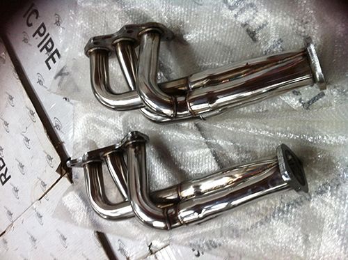Racing header and manifold-G79
