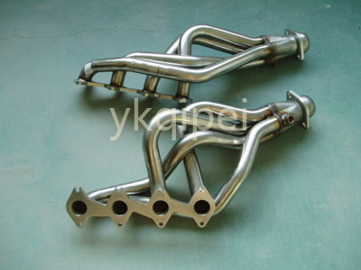 Racing header and manifold-QG38