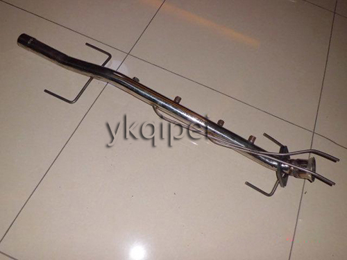 Exhaust pipe-G81D: MAZDA6