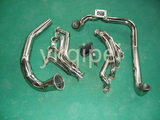 Racing header and manifold -QG36