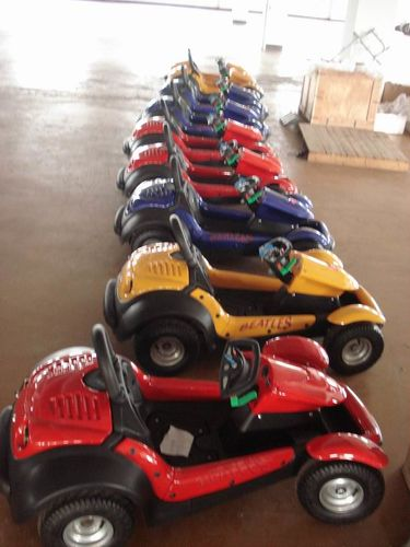 200W Kid go kart (New model!)-RLK-200W