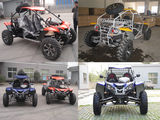 800CC 4x4 buggy with all the optional parts-RL800 4X4 yellow