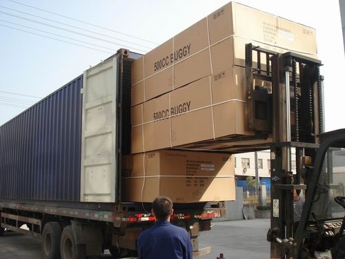 Loading container-Loading container