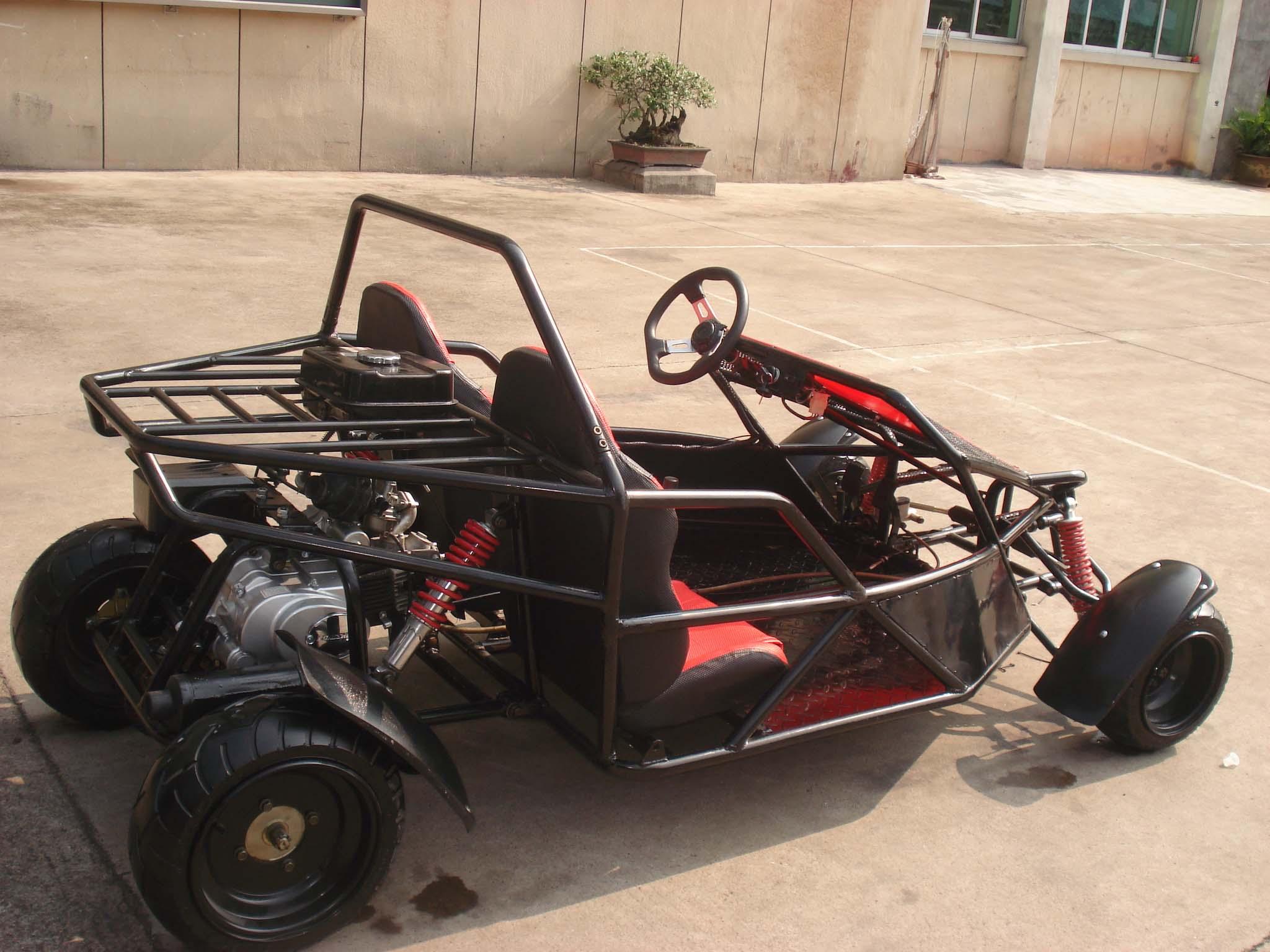 110cc go kart-RL110CC