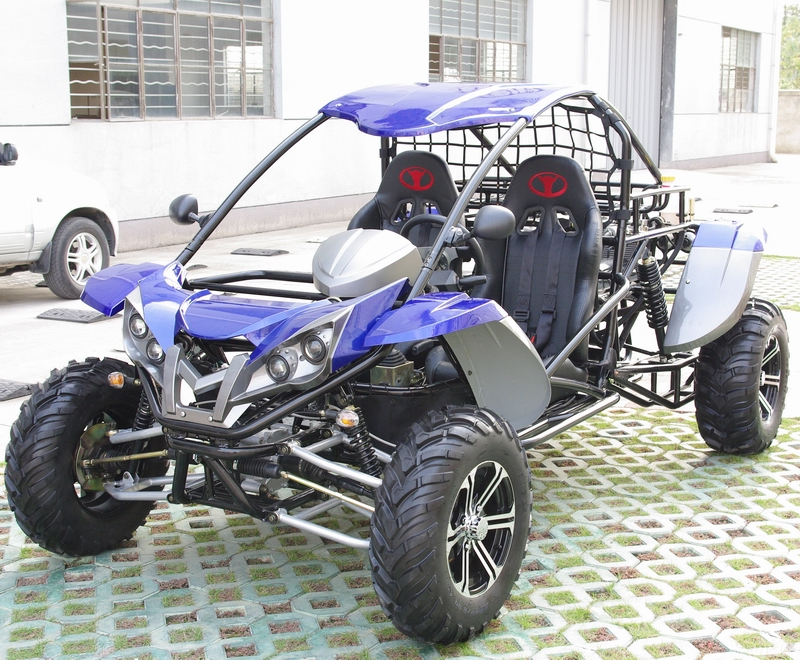 RL800 4X4 Chery engine-RL800 4X4 blue