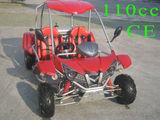 110cc CE buggy -RL110GK red