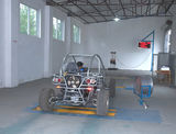 Testing each buggy after finishing assembling