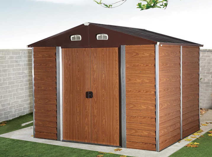 Classic Cross Shed-
