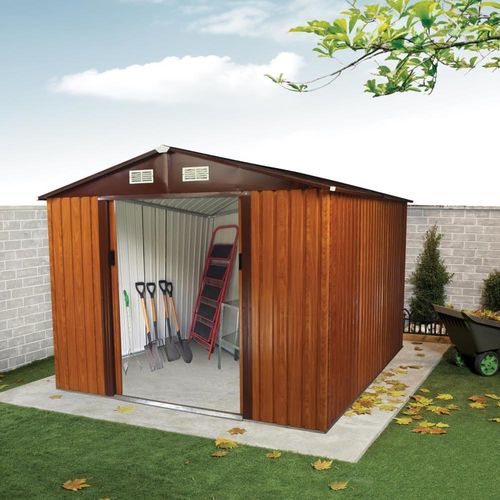 Classic Apex Shed -