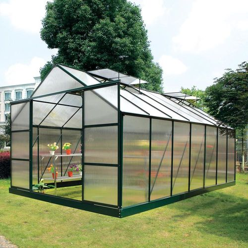 Anemone Series Premium Walk -in Greenhouse-