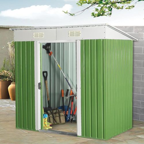 Mail Package Pent Shed-