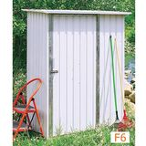Swing Door Shed-IV