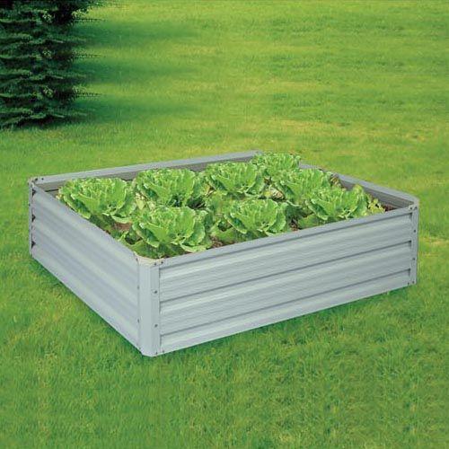 Garden bed-