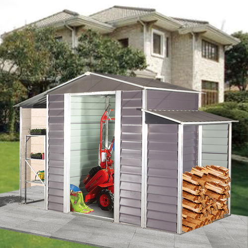 Combined Cross Shed-