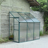 PREMIUM LEAN TO GREENHOUSE - DF2200