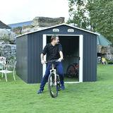 premium apex shed  -NC1009