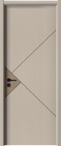 Samsung unpainted wooden door-SX-6801