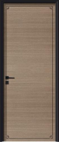 Samsung unpainted wooden door-SX-6503
