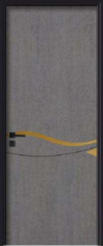 Samsung unpainted wooden door-SX-7802