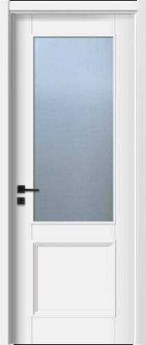 Samsung unpainted wooden door-SX-7118