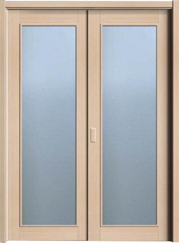 Samsung unpainted wooden door-SX-7116
