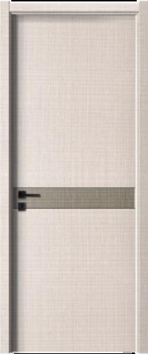Samsung unpainted wooden door-SX-6806