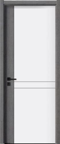 Samsung unpainted wooden door-SX-7805