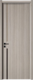Samsung unpainted wooden door -SX-6808