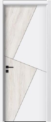 Samsung unpainted wooden door-SX-7806