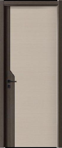 Samsung unpainted wooden door-SX-6807