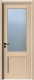 Samsung unpainted wooden door -SX-7117