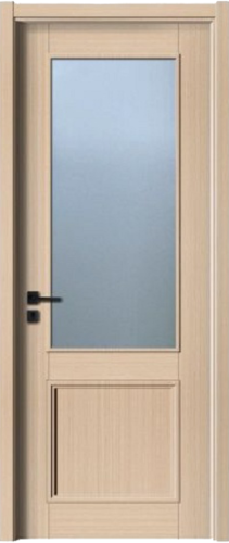 Samsung unpainted wooden door-SX-7117