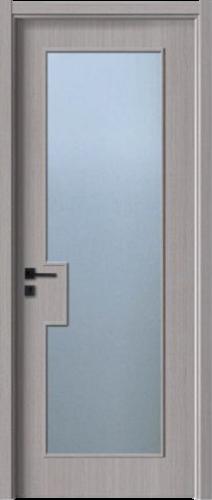 Samsung unpainted wooden door-SX-7119