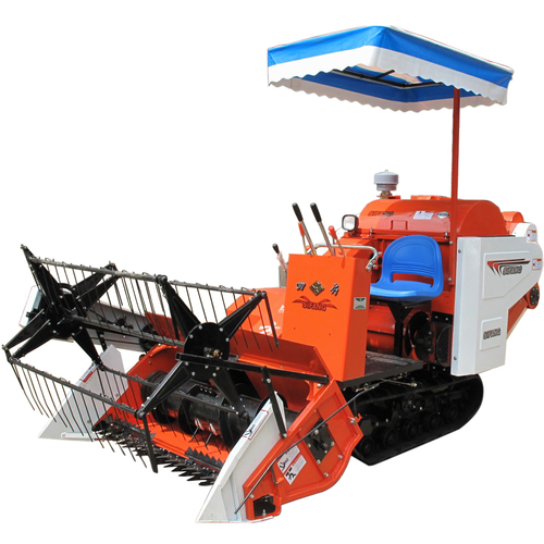 4LZ-1.5 Combine Harvester-4LZ-1.5