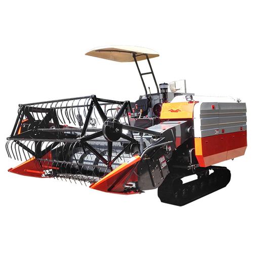 4LZ-4.0Z Combine Harvester-4LZ-4.0Z
