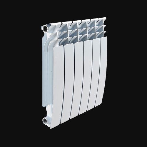 Die-casting Aluminum Radiator-QAA-500