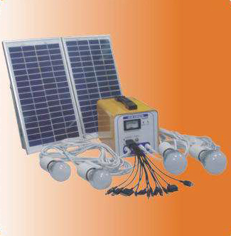 Dc Solar Power System-SPS-1207