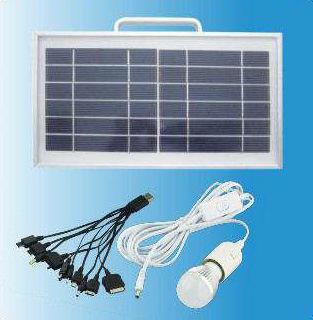 Portable Solar Power System-PSP-605