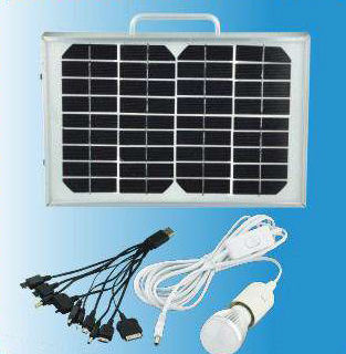 Portable Solar Power System-PSM-605