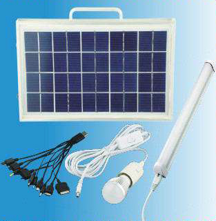 Portable Solar Power System-PSP-1208