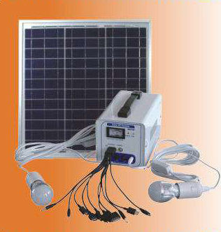 Dc Solar Power System-SPS-1212