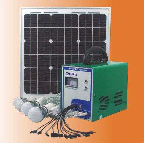 Dc Solar Power System-SPS-1224