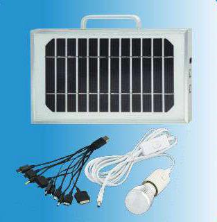 Portable Solar Power System-PSM-603