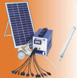 Dc Solar Power System-SPS-1206
