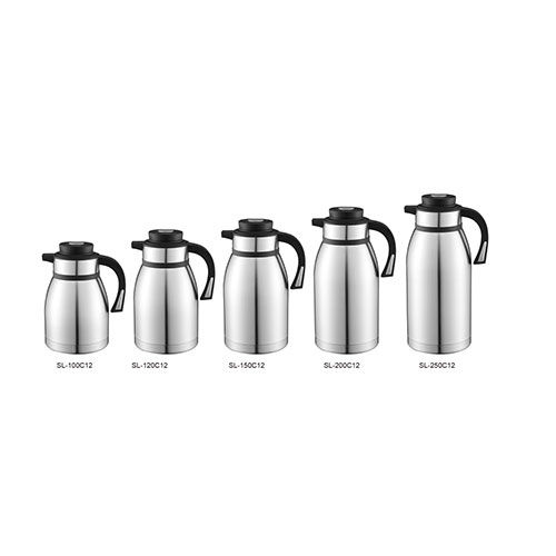 VACUUM COFFEE POT SERIES-SL-100C12/ SL-120C12 /SL-150C12 /SL-200C12 /SL-250C12
