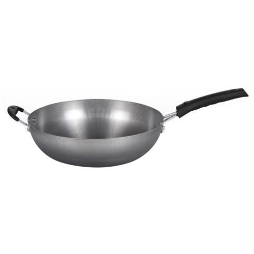 Iron frying pan-SNT1C-32-18
