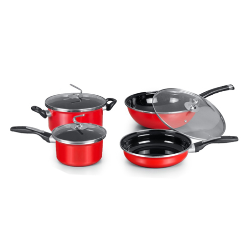 Enamel frying pan-SNT2-4S-04