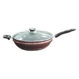 Tao Jing no fumes non-stick cookware -1